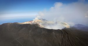 Cratere sommitale dell'Etna